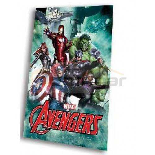 SMIA – Manta polar modelo Avengers