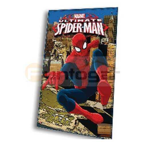 SMIS – Manta polar modelo Spiderman
