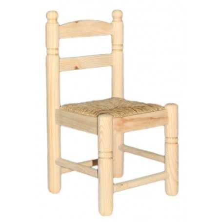 Silla-bola-numero-28-madera-chopo-asiento-enea-puesto-natural
