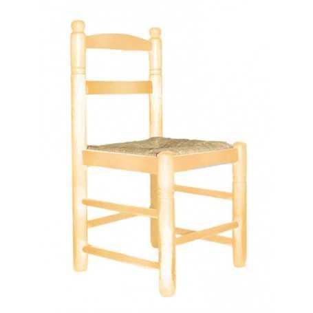 Silla-chata-madera-chopo-asiento-puesto-enea-acabado-natural