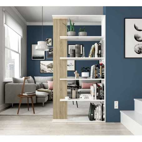Estantería librería mueble auxiliar Infinity