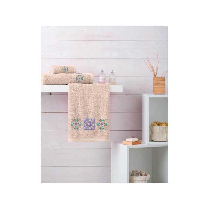 SJTT - Juego de toallas modelo Tabuk