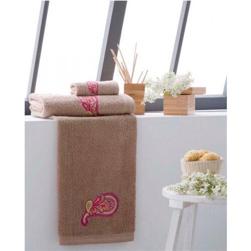 SJTM - Juego de toallas modelo Melisa