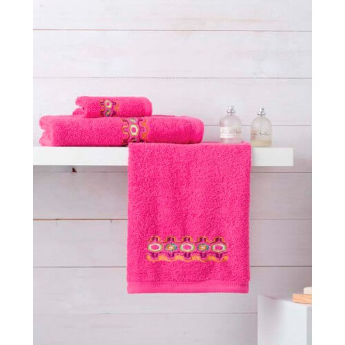 SJTK - Juego de toallas modelo Kent