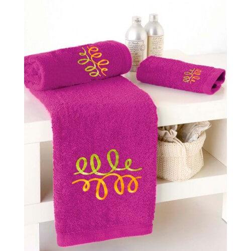SJTG - Juego de toallas modelo Garabatos