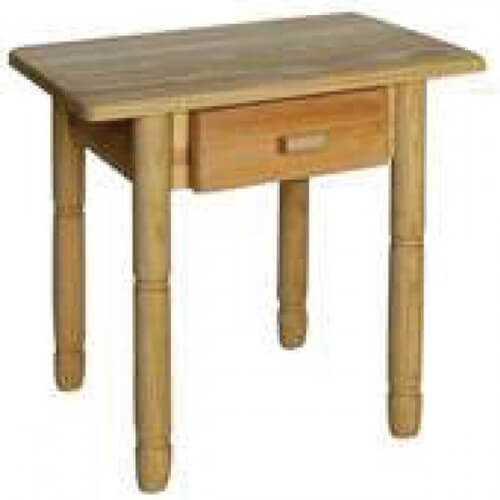 Mesa niño madera
