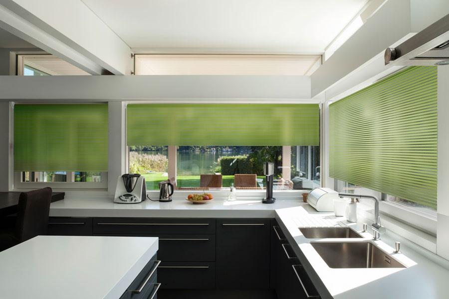 Estores para cocina fotos stunning cortinas de cocina u for Estores para cocinas modernas