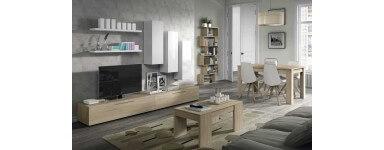 50%Dto | Muebles en Kit Baratos Online de Salón o Cocina - Puntogar