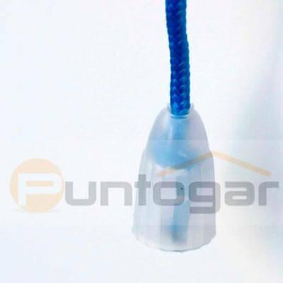 Tirador pvc cordon nylon persiana alicantina