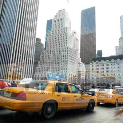 Taxis 5th avenue